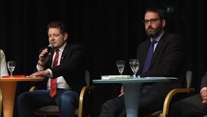 Podiumsdiskussion mit den Bad Sulzaer Bürgermeisterkandidaten - Teil 3