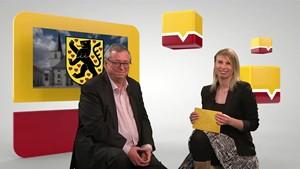 Stefan Wolf - Weimars Oberbürgermeister im Salve-Talk