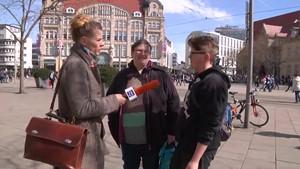 Schüler machen sich Luft - Lehrermangel in Thüringen. Teil 2