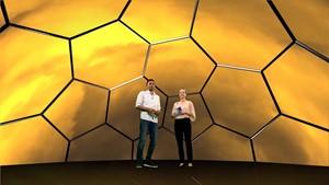 Is Life a Simulation? - JANUS-Award Gewinner Mohammad Jaradat im TV DOME