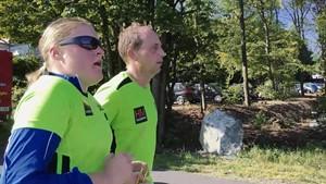 Blindenstaffel schrieb vor einem Jahr Geschichte beim Rennsteiglauf