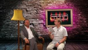 Der Duktus ist keine Kamasutra-Stellung - Die Andreas Max Martin Show