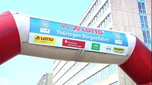 Thüringer Burgenfahrt - Viele Wege führen ins Freudenthal