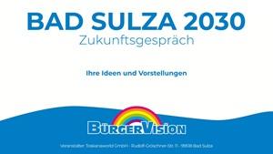 Bad Sulza lud zum Zukunftsgespräch