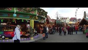 Impressionen vom Erfurter Weihnachtsmarkt
