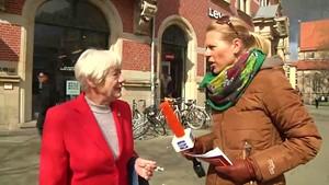Standorte der evangelischen Kirchen mit Nazi Glocken nicht öffentlich