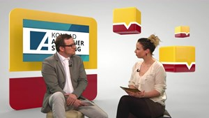 Politische Bildung für jeden - Die Konrad Adenauer Stiftung und ihr Auftrag