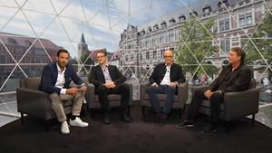 Politik-Talk: Nach der EU-Wahl ist vor der Landtagswahl