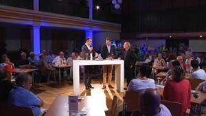 CDU-Politik-Talk in Ronneburg zu Gast