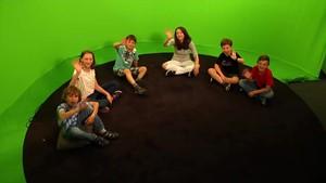 Spannendes Medienprojekt mit Grundschülern bei salve.tv