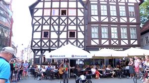 La Fęte de la Musique Erfurt