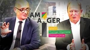 Am Anger: Was bedeuten die Wahlen in Brandenburg und Sachsen für Thüringen?