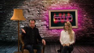 So vielschichtig wie ein Baumkuchen - Die Geißler Johanna in der Andreas Max Martin Show