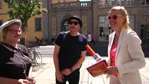Tierisches Erfurt - Anja unterwegs