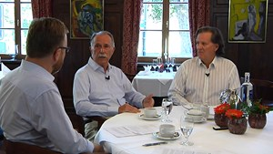 Präsidentenfrühstück: Salve-Kulturtalk über das Goethe-Institut