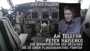 KenFM - Am Telefon - Peter Haisenko zum Abschuss der ukrainischen Boeing