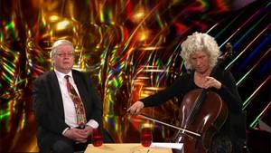 »Sie spielte Cello ...« - Und tut das auch immer noch! - Dada Royal Folge 25: