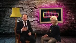 Er liebt ihren Schaden - Tina Rogers in der Andreas-Max-Martin-Show