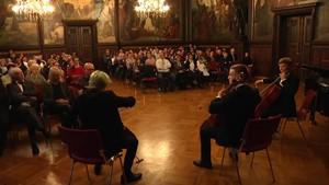 Wenn die Jury ins Staunen gerät - 20. Kammermusikwettbewerb der Erfurter Musikschule