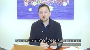 Rechts-Ratgeber: Unterstützung bei Corona-Soforthilfe