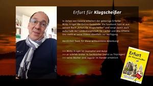 »Erfurt für Klugscheißer« - Teil 3 - WILLY BRANDT ANS FENSTER