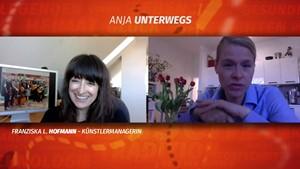 Buntes Homeoffice - Franzi und Anja über Allerlei