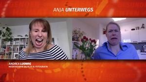 Moderatorin trifft auf Moderatorin - Andrea und Anja im Skype-Zwinger