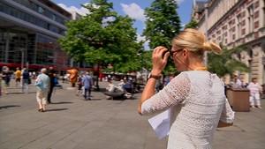 Bundesgartenschau 2021 - Anja unterwegs in Erfurt