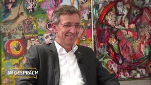Die Verschmelzung von Technik und Kunst - IM GESPRÄCH mit Prof. Dr. Winfried Speitkamp (Bauhaus-Uni Weimar)