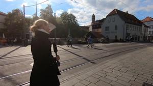 Was halten Sie vom ÖPNV-Streik am vergangenen Dienstag? - Anja unterwegs in Erfurt