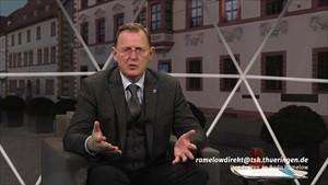 #RamelowDirekt - Der Ministerpräsident im Dialog