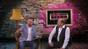 Kultureller Banküberfall mit Eleganz - Die Andreas Max Martin Show