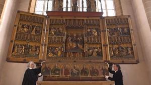 Video-Andacht zu Ostersonntag aus der Reglerkirche in Erfurt
