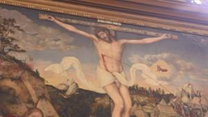Geistliches Wort zum Ostersonntag aus der Stadtkirche in Weimar mit Superintendent Henrich Herbst