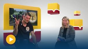 Kajaktour, Spendenmarsch oder Klapprad-Weltrekord - Jan Hähnlein machts