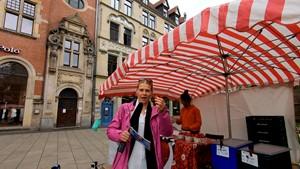 Im Mai ist Erdbeer-Erntetag! - Anja unterwegs