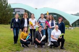 Toskanaworld Bad Sulza begrüßt neue Auszubildende und Studierende