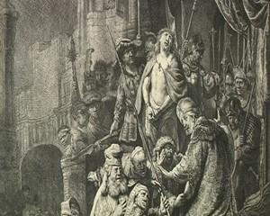 Rembrandtausstellung in Weimar