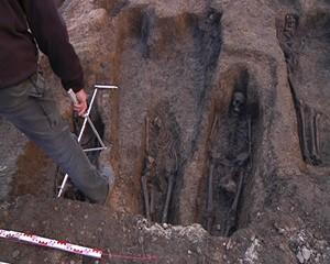 Ausgrabungen am Herderplatz