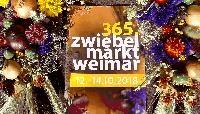 Impressionen vom Weimarer Zwiebelmarkt 2018 - Teil I