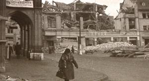 Bilder der Zerstörung. Weimar 1945