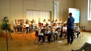 10 Jahre Bläserklasse Pestalozzi Grundschule Weimar