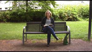 Die Autorin Julia Bruns und ihr Buch Im Schatten der Heidecksburg