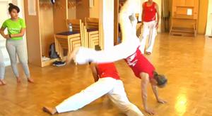 Capoeira in Arnstadt