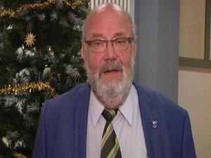 Weihnachtsansprache Bürgermeister Bad Sulza