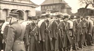 Luxemburger in der Polizei des NS-Staates