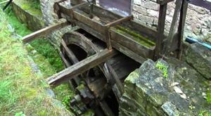 Die Öl- und Graupenmühle in Mühlberg