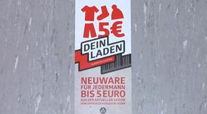Der Laden Outlet in Weimar West