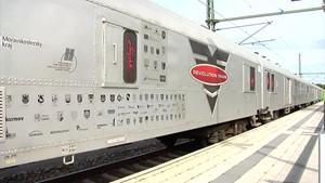 Der Revolution Train in Apolda