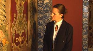 Das Schmelzzimmer im Arnstädter Schloss